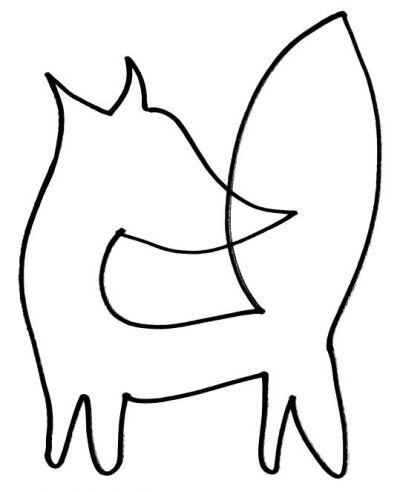 Liška se dostává pod kůži