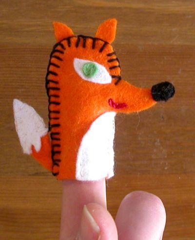 Liška náprstnice
