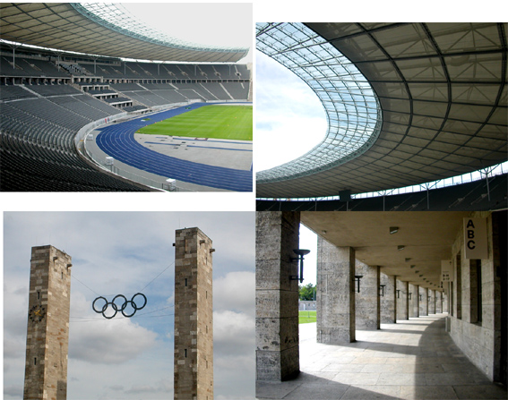 Olympia Stadion 1936